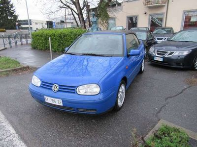 usata VW Golf Cabriolet 1.9 TDI Trendline