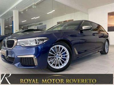 usata BMW 550 d xDrive Touring 400cv !! IVA ESPOSTA !!