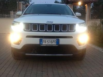 brugt Jeep Compass 2.0 140 cv Limited 4wd