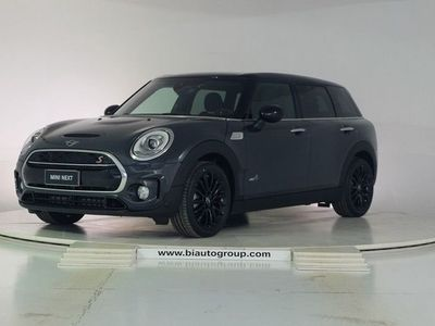 brugt Mini Cooper Clubman Clubman 2.0 SD Hype ALL4 Automatica nuova a Settimo Torinese