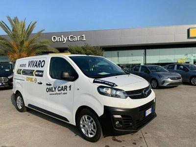 usata Opel Vivaro 1.5 Diesel 120CV S&S PL-TN M Furgone Enjoy