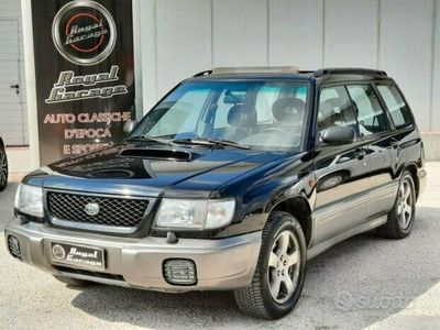 usata Subaru Forester 2.0 turbo s awd - 1999