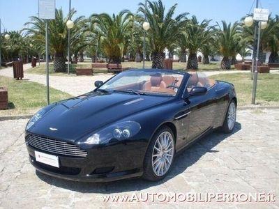 usata Aston Martin DB9 VOLANTE TOUCHTRONIC DEL 2007