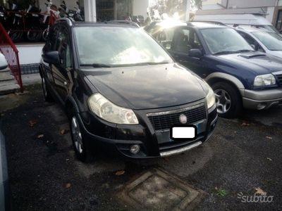 usata Fiat Sedici 1.6 benzina 4x4