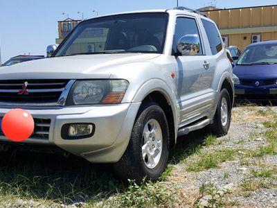 usata Mitsubishi Pajero ('06--->) - 2002