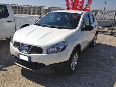 usata Nissan Qashqai 1.6 16V GPL Eco Visia