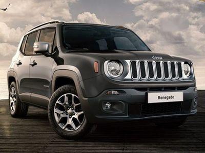usata Jeep Renegade 2.0 Mjt 140CV 4WD Limited Granite