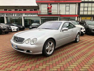 usata Mercedes CL600 /TETTO/SENS PARK/VENTILAZIONE/XENON/R18