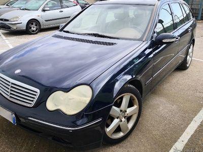 usado Mercedes C220 ClasseCdi SW - 2003