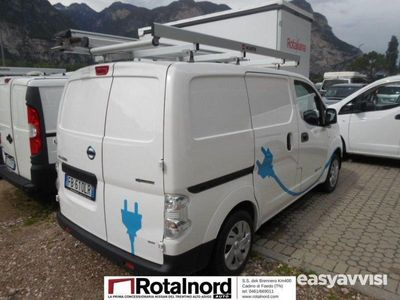 brugt Nissan e-NV200 efficient van nv 200 elettrico elettrica