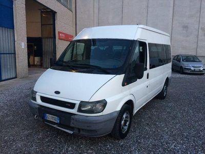 gebraucht Ford 300 Tourneo2.0TDCi pm -tm PULMINO 9 POSTI
