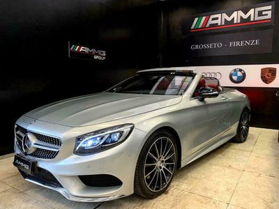 usata Mercedes S500 Cabrio Maximum AMG (786) GR