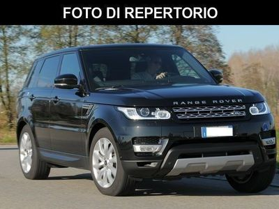 usata Land Rover Range Rover Sport 3.0 TDV6 HSE RedAuto