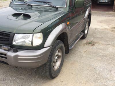 usata Hyundai Galloper 2.5 Diesel
