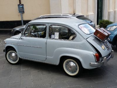 usado Fiat 600D - Anni 60 ASI