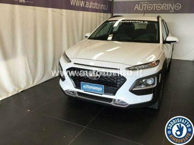 usata Hyundai Kona 1.6 CRDI 115CV COMFORT
