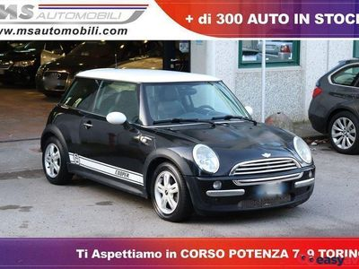 used Mini Cooper 1.6 16V GPL Pelle Unicoproprietario