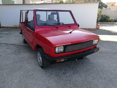 usata Fiat 127 - Moretti cabrio Anni 70