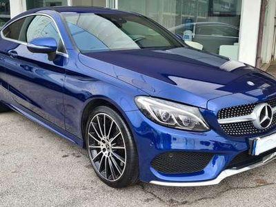 """usata Mercedes C250 d 4Matic Auto Coupé Premium Plus AMG """"FULL OPT"""""""