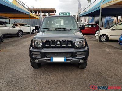 używany Suzuki Jimny 1.3i 16V 4WD JLX