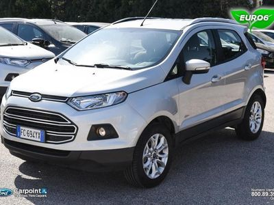 second-hand Ford Ecosport 1.0 ecoboost Plus s/ruot.esterna 125cv