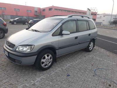 usata Opel Zafira 1.6 16V cat CD