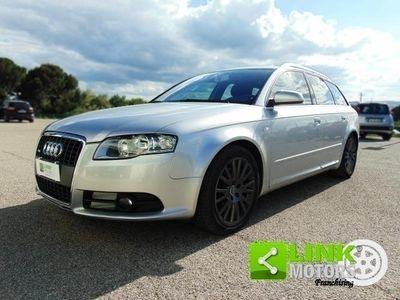 brugt Audi A4 Avant 2.0 170 CV S-Line, anno 2007, manutenzione curata, perfetta
