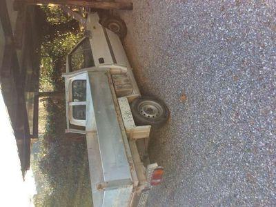 usata Chevrolet Pick-Up Truck Plus 1.9 diesel 2p. PL-DC