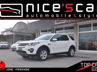 used Land Rover Discovery Sport 2.0 TD4 180 CV SE AWD