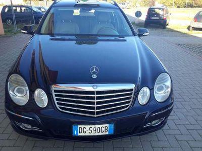 usado Mercedes E320 Classe ECDI V6 S.W. Avantgarde