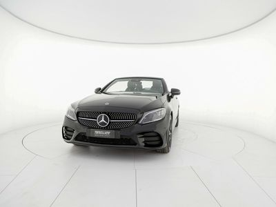 usata Mercedes 220 Classe C Cabrio Couped Premium 4matic auto