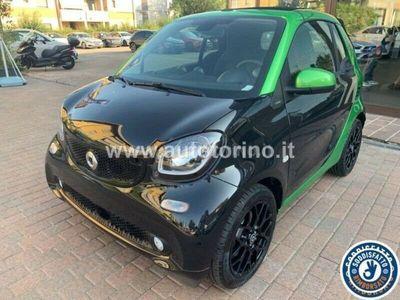 usata Smart ForTwo Electric Drive FORTWO cabrio