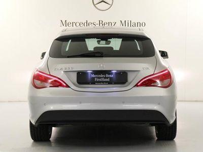 usata Mercedes CLA200 CDI Automatic SB