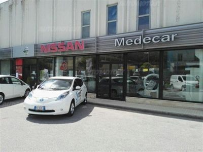 usata Nissan Leaf Acenta buybuy 109cv