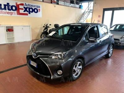 usata Toyota Yaris 1.5 Hybrid OK X NEOPATENTATI