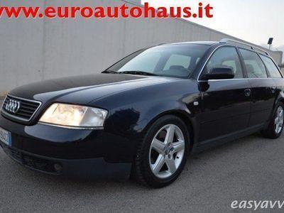 brugt Audi A6 2.5 V6 TDI/180 CV cat Avant Tiptronic Am