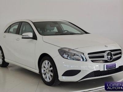 gebraucht Mercedes A180 CDI Automatic Executive AZIENDALE