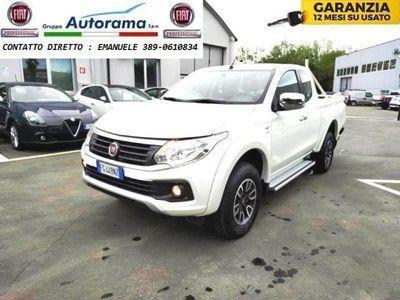 begagnad Fiat Fullback 2.4 180CV Cabina Estesa LX