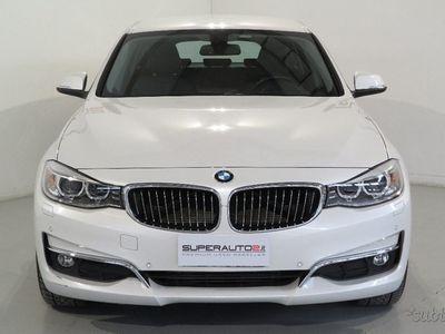 używany BMW 320 Gran Turismo d xDrive Luxury