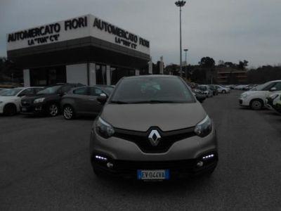 used Renault Captur 1.5 dci Wave s s 90cv