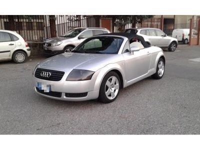 usata Audi TT Roadster 1.8 T 20V 150 CV cat