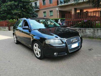 usata Audi A3 SPB 2.0 TDI 170 CV F.AP. S tronic Att