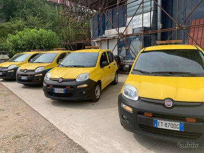 usata Fiat Panda 1.3 MJT 75 CV AUTOCARRO 2 POSTI EURO