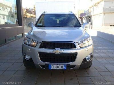 usata Chevrolet Captiva -