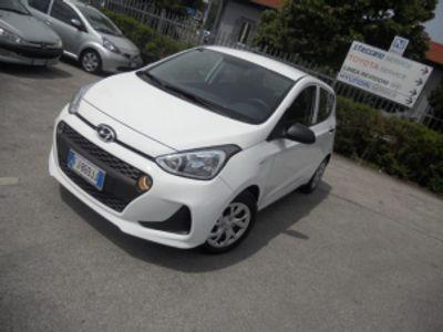 usata Hyundai i10 1.0 MPI Classic+Clima