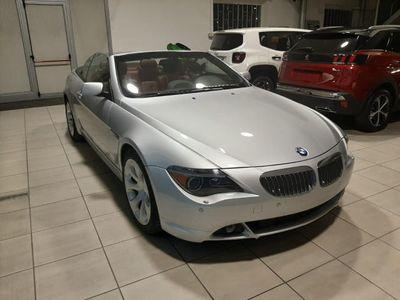 usata BMW 645 Cabriolet