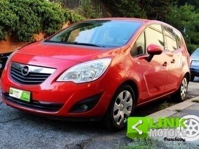 usata Opel Meriva 1.7 Cdti 110cv Cosmo, Manutenzione curata