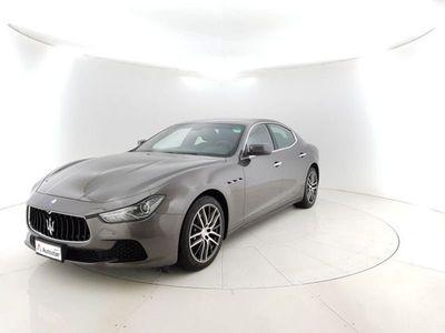 usata Maserati Ghibli 3.0 V6 bt S Q4 410cv auto