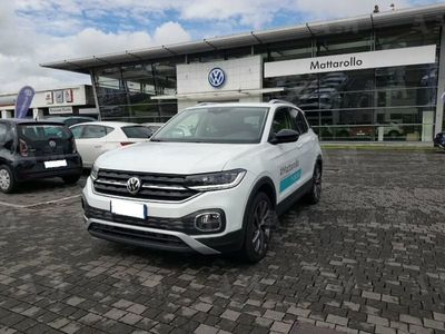 used VW T-Cross - 1.0 TSI 115 CV First Edition BMT nuova a Refrontolo