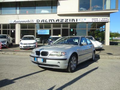 usata BMW 320 Serie 3 d cat 4 porte futura perfetta